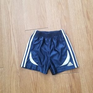 Little Boys Adidas Shorts